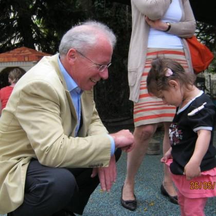 ביקור שגריר אוסטריה